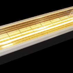 EOS Infrarotstrahler IRelax für eine gerichtete gezielte Wärmeanwendung.