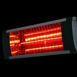 EOS Infrarotstrahler TerraVita II mit sofortiger Heizwirkung.